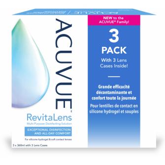 Acuvue RevitaLens (6 Maanden)