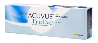 1 Day Acuvue TruEye (30 Pack)
