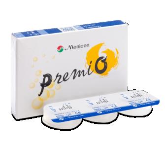 Menicon PremiO  (6 Pack)