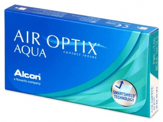 Air Optix Aqua -6 pack