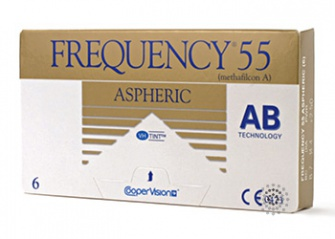 Frequency 55 AB (6 Pack)
