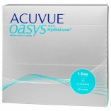 Acuvue Oasys 1-Day met HydraLuxe (90 Pack)