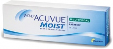 Acuvue 1-Day Moist Multifocal (30 Pack)