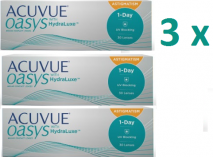 Acuvue oasys 1 day for astigmatisme 90p